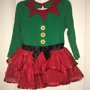Koala kid's Christmas dress
